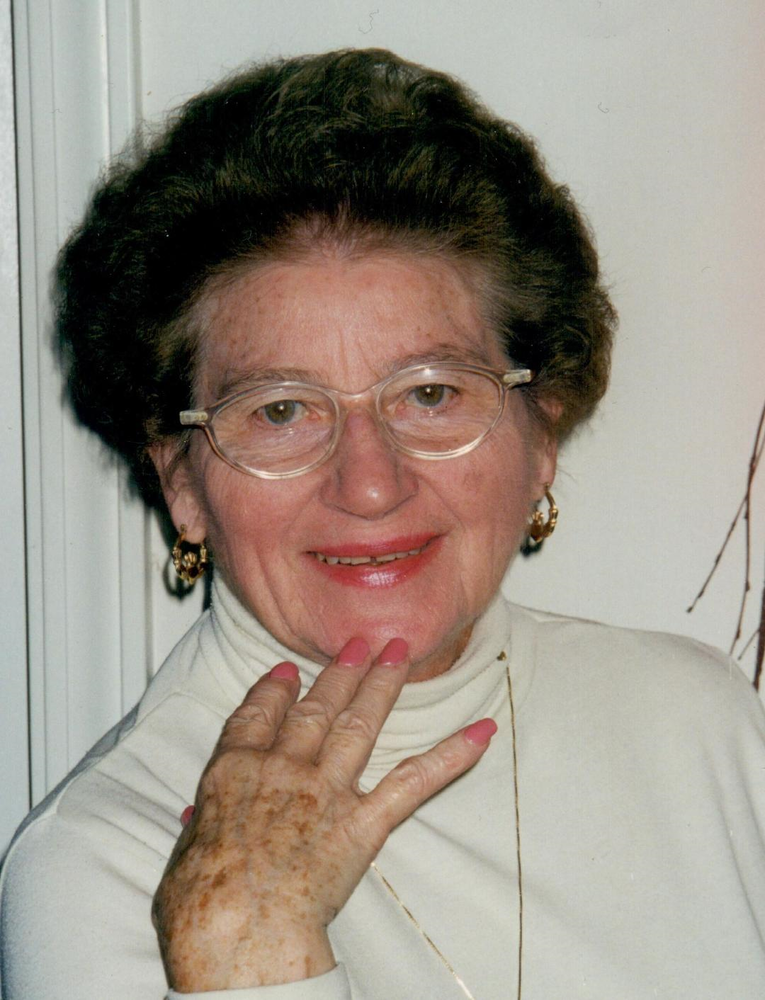 Margaret Brokaw